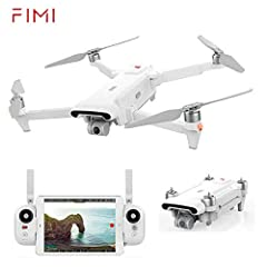 【Less,Yet More】 The FIMI X8SE 2020 camera drone takes power and portability to the next level. It combines a powerful camera with intelligent shooting modes for stunning results. Push your imagination to its limits because aerial photography has neve...