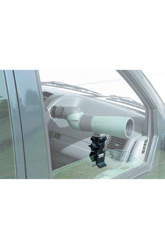 Manfrotto 234RC,243 Fernrohrstativ für Autofenster, mit 234-Neigekopf, schwarz
