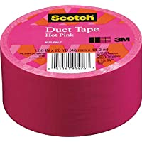 Scotch 920-BLK-C 1.88 Inch X 20 yds Duct Tape (Pink)