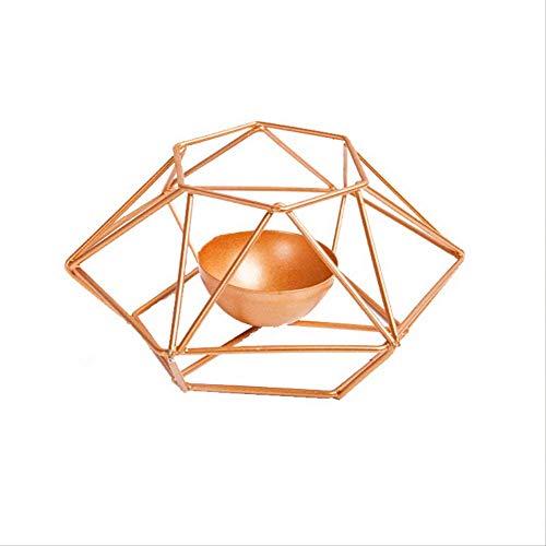 Jackchen Kandelaar, creatieve decoratie voor poorten, van goud, smeedijzer, interieurdecoratie, romantische accessoires