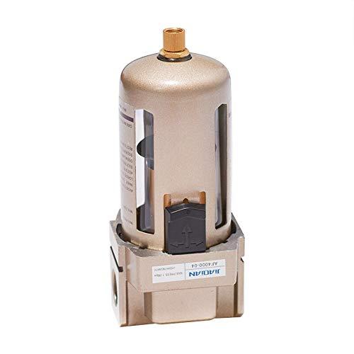 Tucson Af4000-04 Filtro de aire de 1/2' Filtro de drenaje en línea compresor de agua humedad fuente de aire separador de trampa unidad de tratamiento tipo Smc