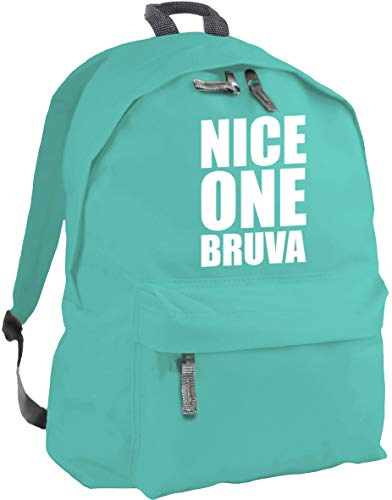 HippoWarehouse Nice One, Bruva Backpack ruck Sack Dimensions: 31 x 42 x 21 cm Capacity: 18 litres