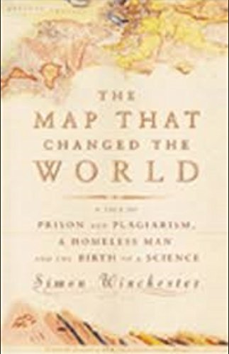 Image OfThe Map That Changed The World: William Smith And The Birth Of Modern Geology 1st Edition By Simon Winchester (2001) Hardc...