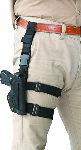 XCH Holster Tactical on The Hip Compatible with Makarov, Walter, Sig Sauer, Bersa Thunder