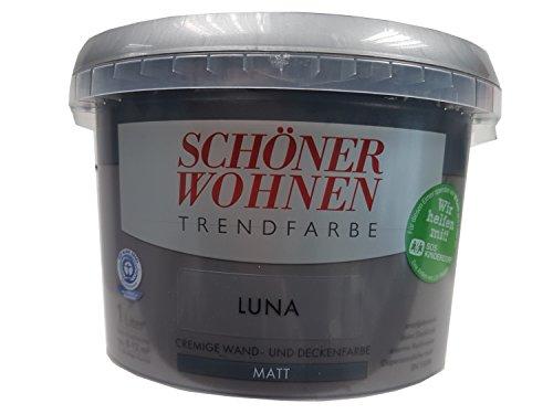 Schöner Wohnen Trendfarben- Luna matt -1 l
