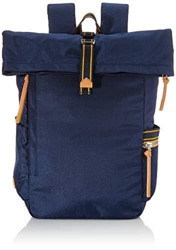 Esprit Accessoires Damen Izumibackpack Rucksackhandtasche, Blau (Navy), 13x36x25 cm