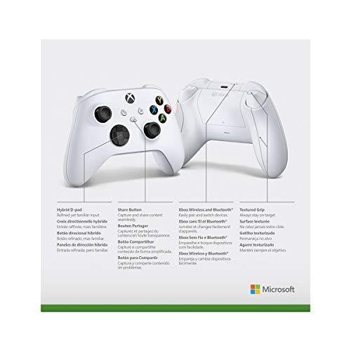 Xbox Core Controller - Robot White