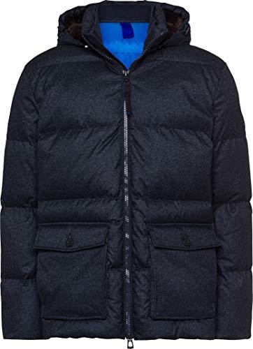 BRAX Herren Style Arctic Jacke, Navy, X-Large (Herstellergröße: 54)