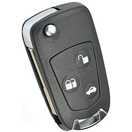 Ford Klappschlüssel Umbau Kit 3 Tasten Gehäuse Tibbe Elektronik