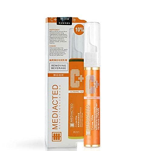MAKKA Instant Blemish Removal Gel VC Serum Brighten Skin Care Cream 15ml (1 PC)