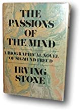 Rare -Irving Stone PASSIONS OF THE MIND First ed. SIGNED Biography Novel Sigmund Freud