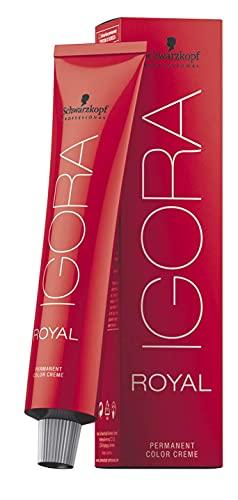 Schwarzkopf IGORA Royal Premium-Haarfarbe 8-1 hellblond cendré, 1er Pack (1 x 60 g)