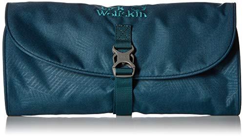 Jack Wolfskin Unisex– Erwachsene Waschsalon Brustbeutel, Leaf Teal Green, ONE Size