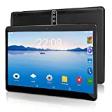 Android Tablet PC 10 inch,Octa-Core Processor,Android 9.0, 5G-WiFi, 4GB RAM 64GB ROM,1280x800 HD Touchscreen, GPS, Dual Camera,H3 (Black)