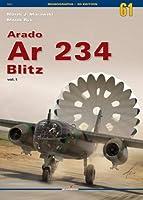 Arado Ar 234 Blitz (Monographs 3d)