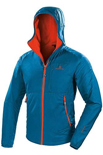 Ferrino Breithorn - Giacca da uomo, Uomo, giacca, 20016X34_XL, Azzurro, XL
