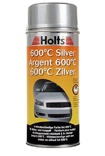 600 Grad Spray silber 400 ml Spraydose Holts RF0145C