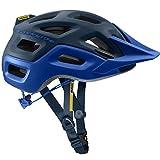 MAVIC Crossride - Casco de Bicicleta - Azul Contorno de la Cabeza L | 57-61cm 2019