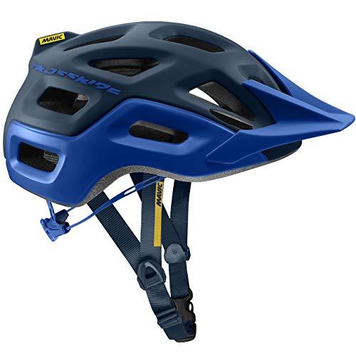 MAVIC Crossride MTB Fahrrad Helm blau 2019: Größe: L (57-61cm)