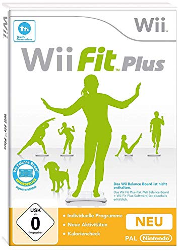 Fit Plus (Wii) Importación inglesa
