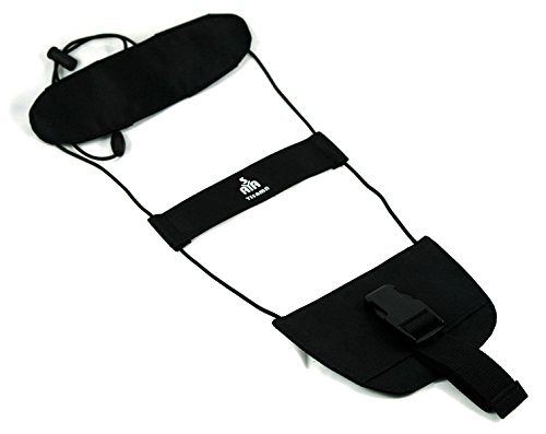 Bag Bungee Carrying On Luggage cAoku Adjustable Belt Add A Bag Strap...