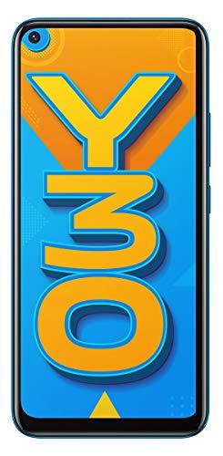 Vivo Y30 (Dazzle Blue, 4GB RAM, 128GB Storage) with No Cost EMI/Additional Exchange Offers