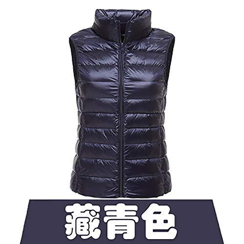 90% Witte Eend Down Vest Dames Winter Ultra Licht Vest Mouwloos Jas Herfst zelf-Cultivatie Paar Mannelijke Korte Jas