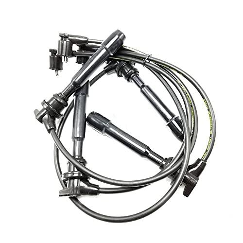 POQAQ Conjunto de Alambre de Enchufe de bujías de Cables de Encendido para Hyundai Accent Elantra 2750126D00