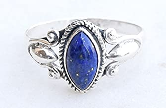 Best lapis lazuli ring sterling silver Reviews