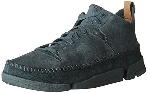 Clarks - Mens Trigenic Flex Shoe, Size: 11 D(M) US, Color: Emerald Nubuck