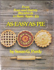 As Easy As Pie 0689113617 Book Cover