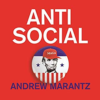 Antisocial cover art