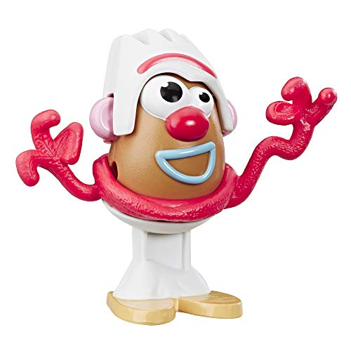 Mr Potato Head Disney/Pixar Toy Story 4 Forky Mini Figure Toy for Kids Ages 2 & Up