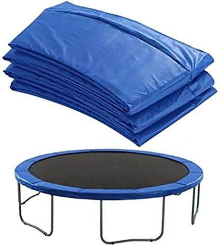 XIAOLINGTONG Cama de trampolín redondo para niños Raincloth a prueba de polvo para adultos al aire libre de primavera para saltos de primavera de 4,3 m
