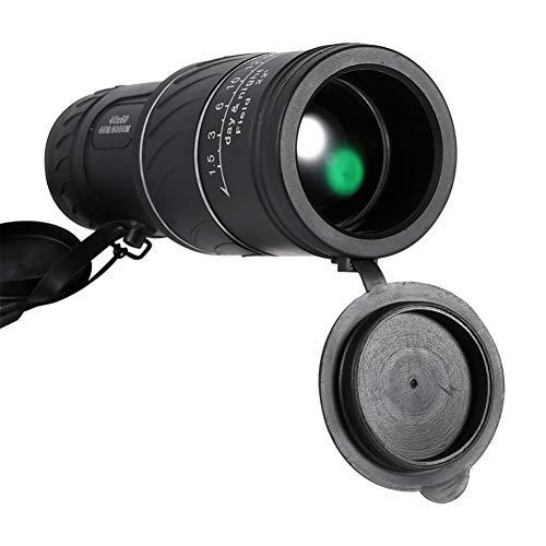 HUTWAN 40X60 Telescopio Monocular Terrestre Catalejos Telescopio Alta Potencia Ideal para Senderismo Camping Juego De Pelota Concierto Observación De Las Aves