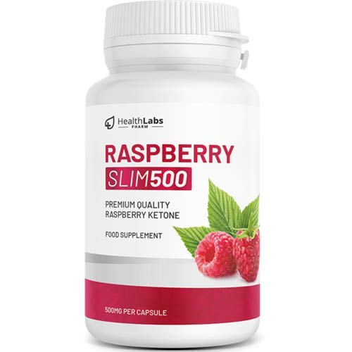 ONEBRAND - Raspberry Slim Dietary Supplement for Weight Reduction , Natural Ingredients