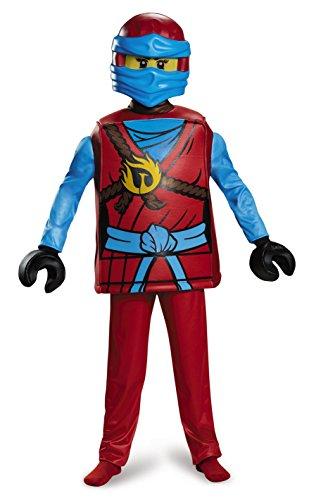 LEGO Costume Deluxe Ninjago NYA de (Petite)