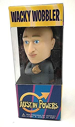 Wacky Wobbler Mini ME de Austin Powers Cabezon PVC ca 12cm de Funko 2