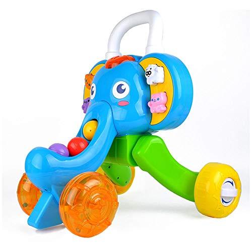 Babytrage neugeborene ab geburt Baby-Affe-Walker Stepping auf Multifunktionale Frühe Education Board Multifunktionale Anti-Rollover-Baby-Spielzeug Multifunktionale Anti-Rutsch-Rad mit Gewicht Wasserta