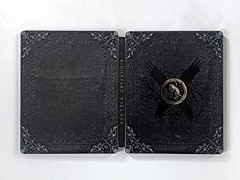 [Case Only] Biohazard Village  Resident Evil  Steel Book Case in Collector s Edition [Korea Import]