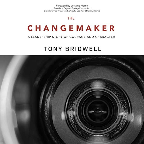 The Changemaker audiobook cover art