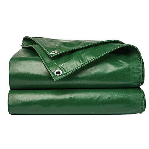 Sicherheits-abdeckplane-Mehrzweckgrün-Schutzabdeckung - Verwendung Für Zurrgurte, Schatten, Zäune, Vordächer, Muldenkipper - Reißfest
