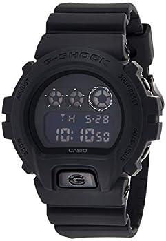 Casio G-Shock Men s Black Out Basic Series All Black Resin Watch DW6900BB-1