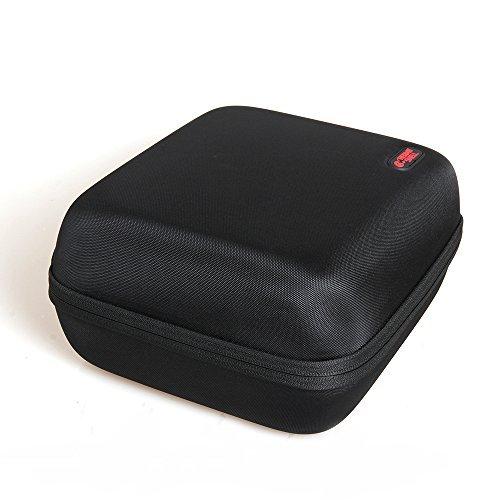 Für Samsung Gear VR Virtual Reality Headset / Htc Vive + Headphone + Gamepad Game Controller + Wireless Charging Pad Kit Travel EVA schwer Schutzhülle Tragetasche Abdeckung Tasche Kompakt Größen von Hermitshell