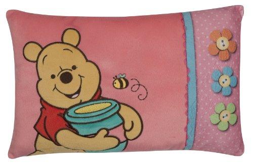 Inconnu Winnie l'ourson coussin peluche Winnie Pink 42 x 28 cm