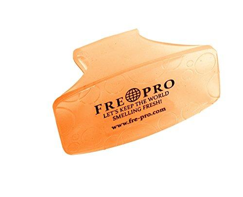 Fre-Pro Bowl Clip - Duftspender/Lufterfrischer für Toiletten - Mango, 1 Stück