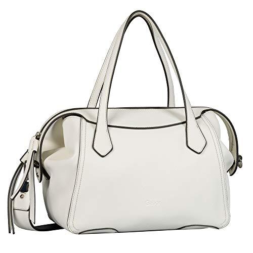 Gabor Donna, Bianco, Camille, Zip Shopper L, White