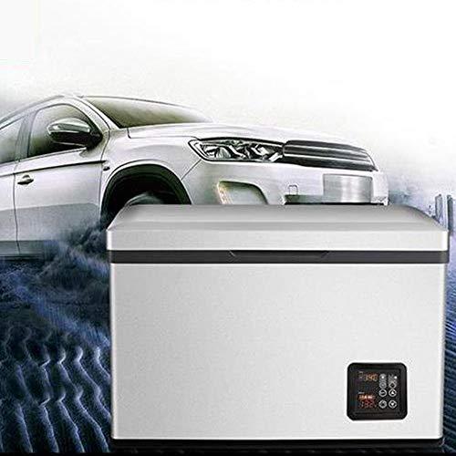 SSLL Elektrische compressor-koelbox, auto-koelkast, vrieskast, koelbox, 12 V, 24 V, 220 V, inhoud generaties, voor auto-koelkast, koelbox, auto-gebruik, vrachtwagen, boot en stopcontact 65 liter.