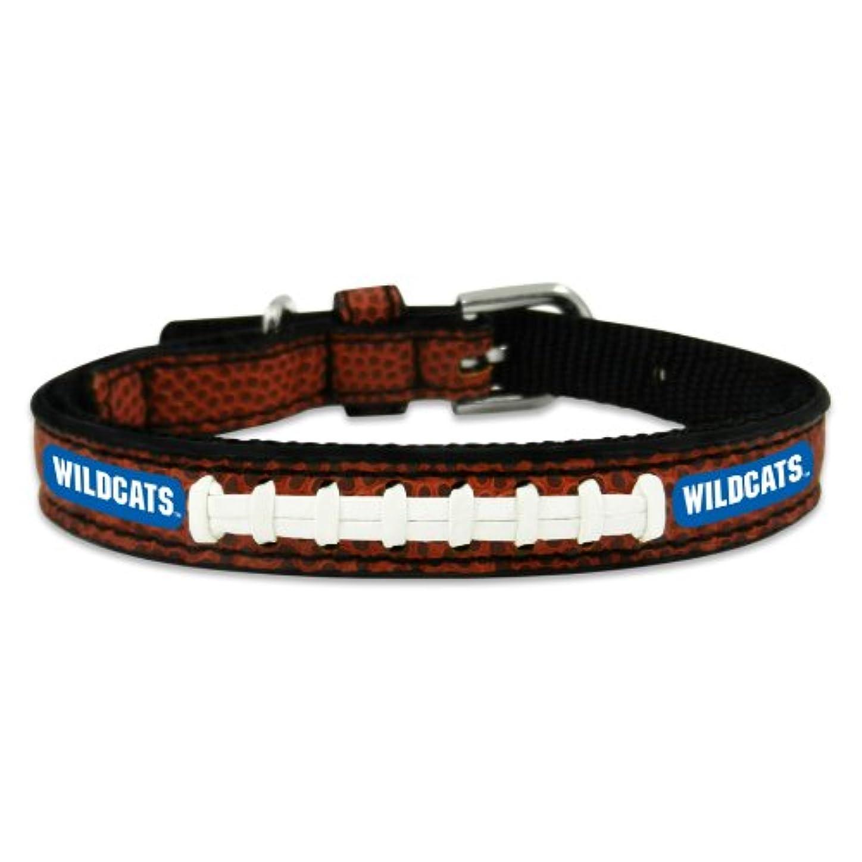 ハング車レンズKentucky Wildcats Classic Leather Toy Football Collar
