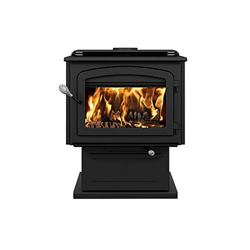Drolet Escape 2100 Extra Large 2020 EPA Certified Wood Stove - 110,000 BTU – 2,700 sq.ft, Model# DB03129